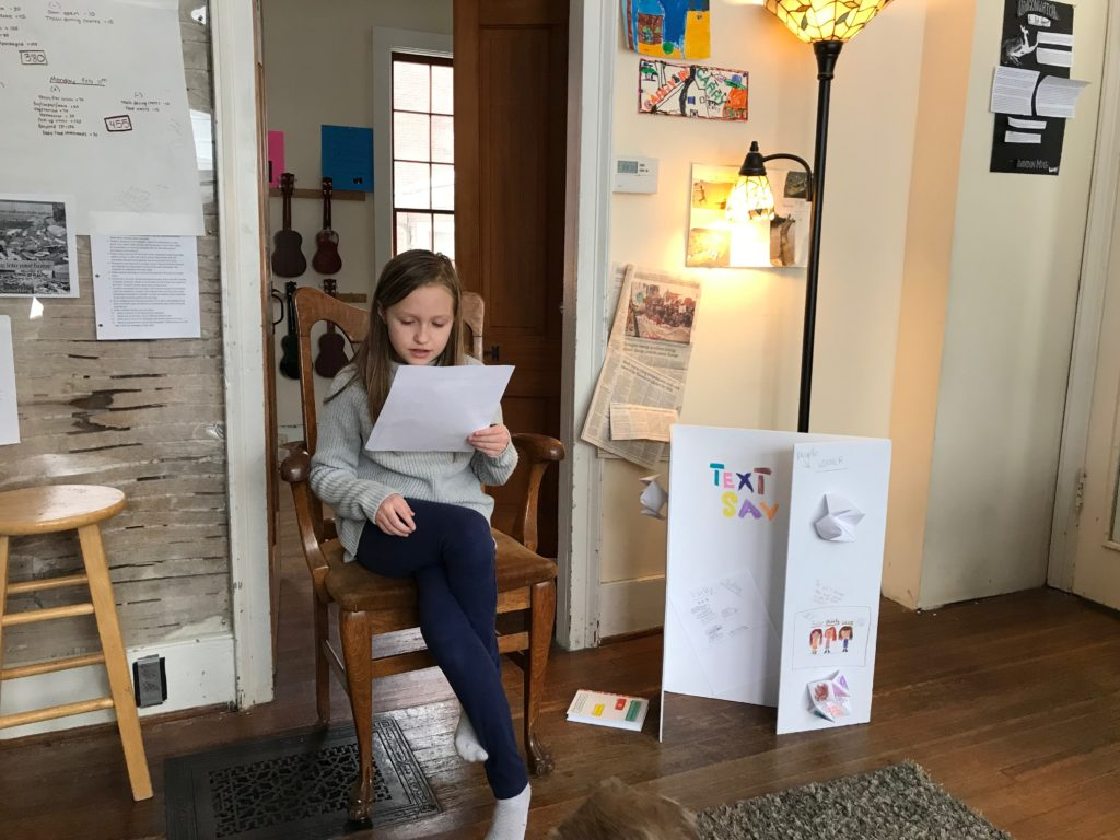 Kate's book report